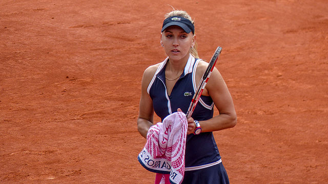 Vesnina hottest female tennis players ever