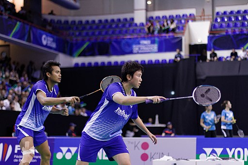 Best mixed doubles pair ever in Badminton - Tontowi Ahmad Liliyana Natsir