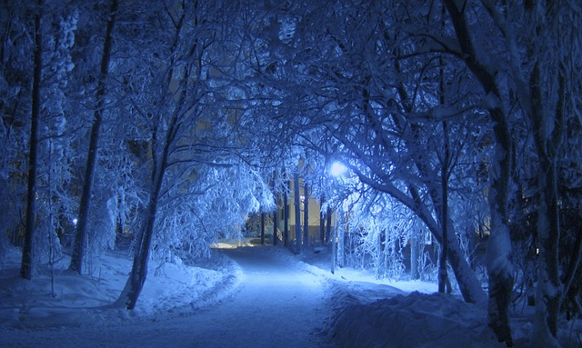 Most beautiful winter landscapes ever - ontopofthebest com